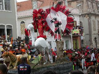 Carnaval en Mindelo