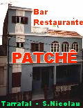 Bar Rest Patche