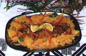 Cibi di Capo Verde - Ricette di cucina tradizionale - Gastronomia di ...